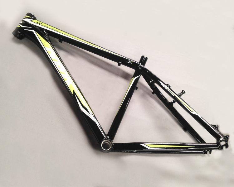 Único Cuadros De Bicicleta De Aluminio Componente - Ideas de Arte ...
